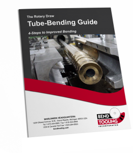 Bend Tooling Free Tube Bending Guide